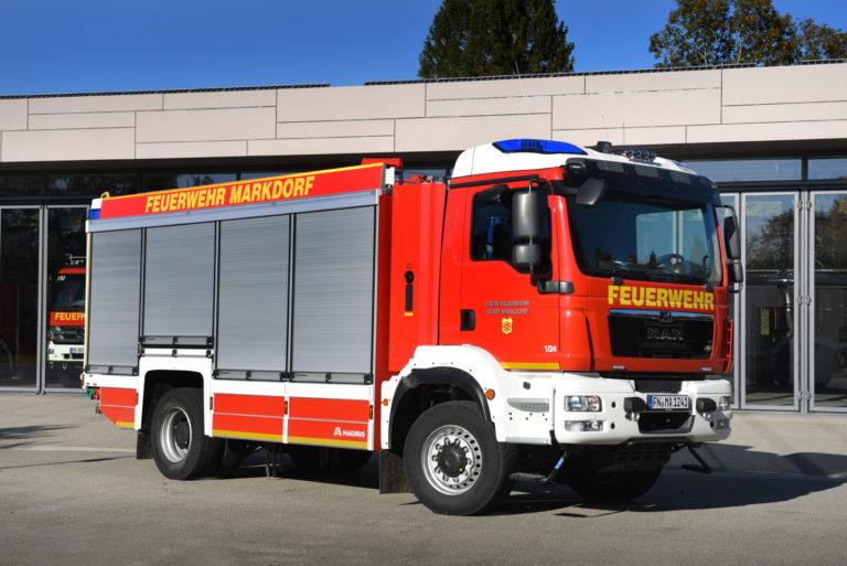 Tanklöschfahrzeug 4000 (TLF 4000)