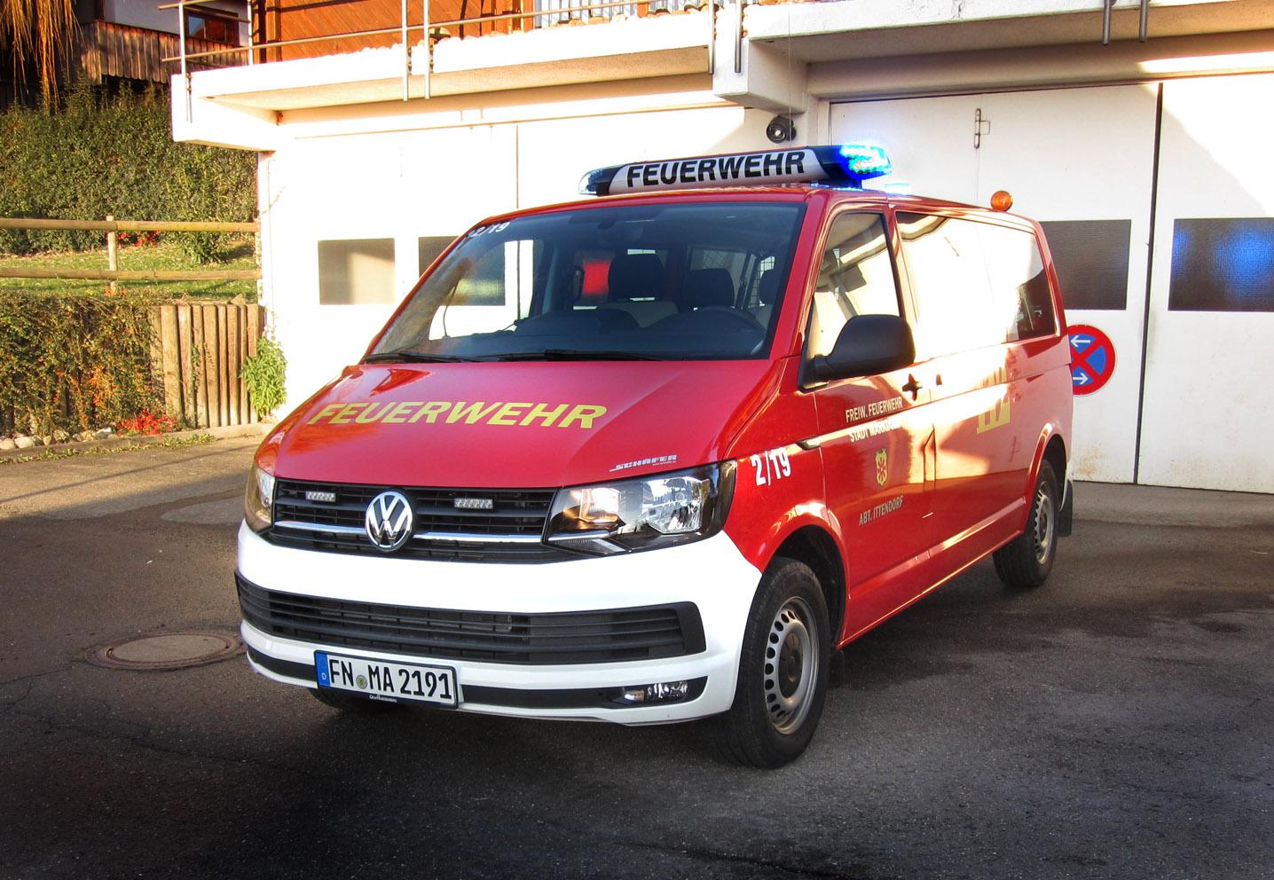 Mannschaftstransportwagen Ittendorf (MTW)