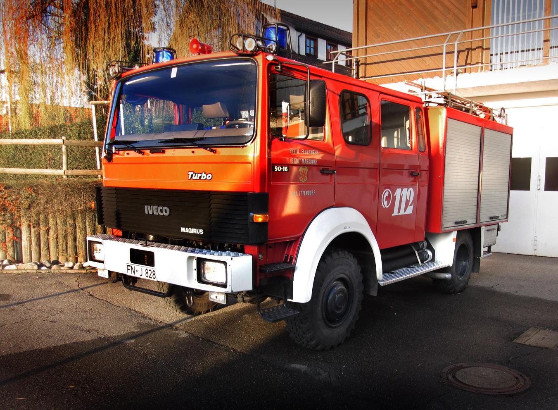 Löschgruppenfahrzeug Ittendorf (LF8)
