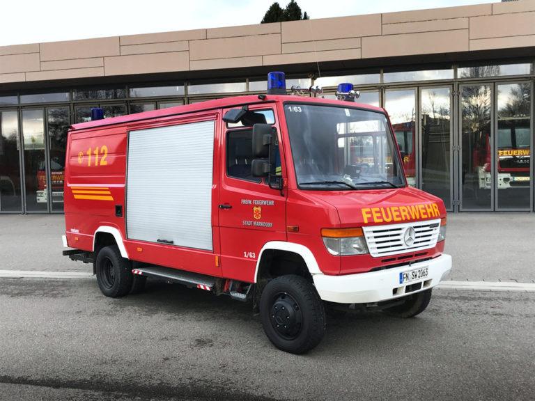 Schlauchwagen (SW 2000-Tr)