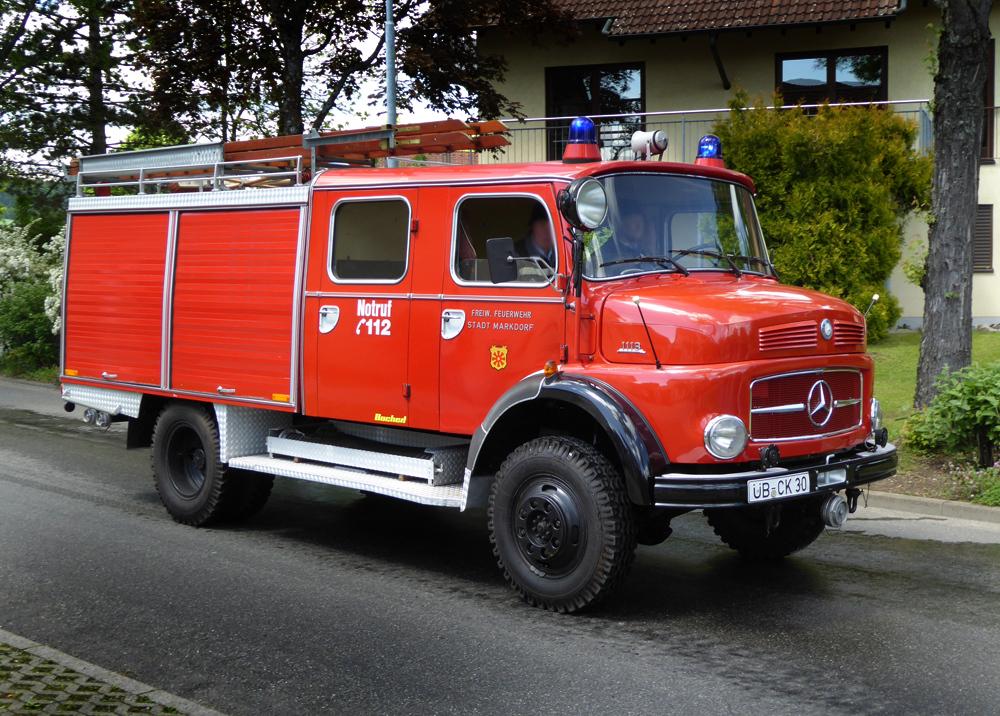 Tanklöschfahrzeug (TLF 16/24)