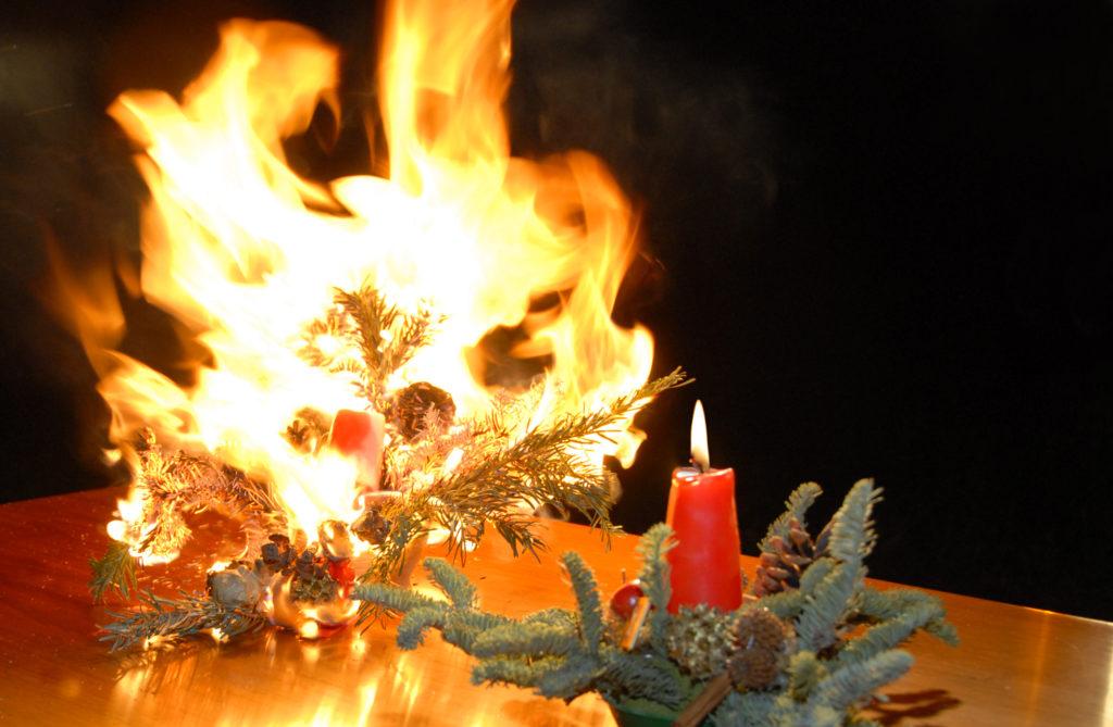 Sicherheit zur Adventszeit