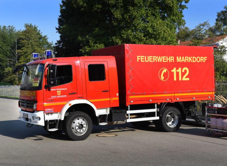Gerätewagen Transport 14t (GWT 14t)