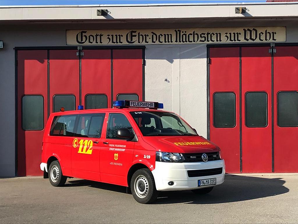 Mannschaftstransportwagen Riedheim (MTW)