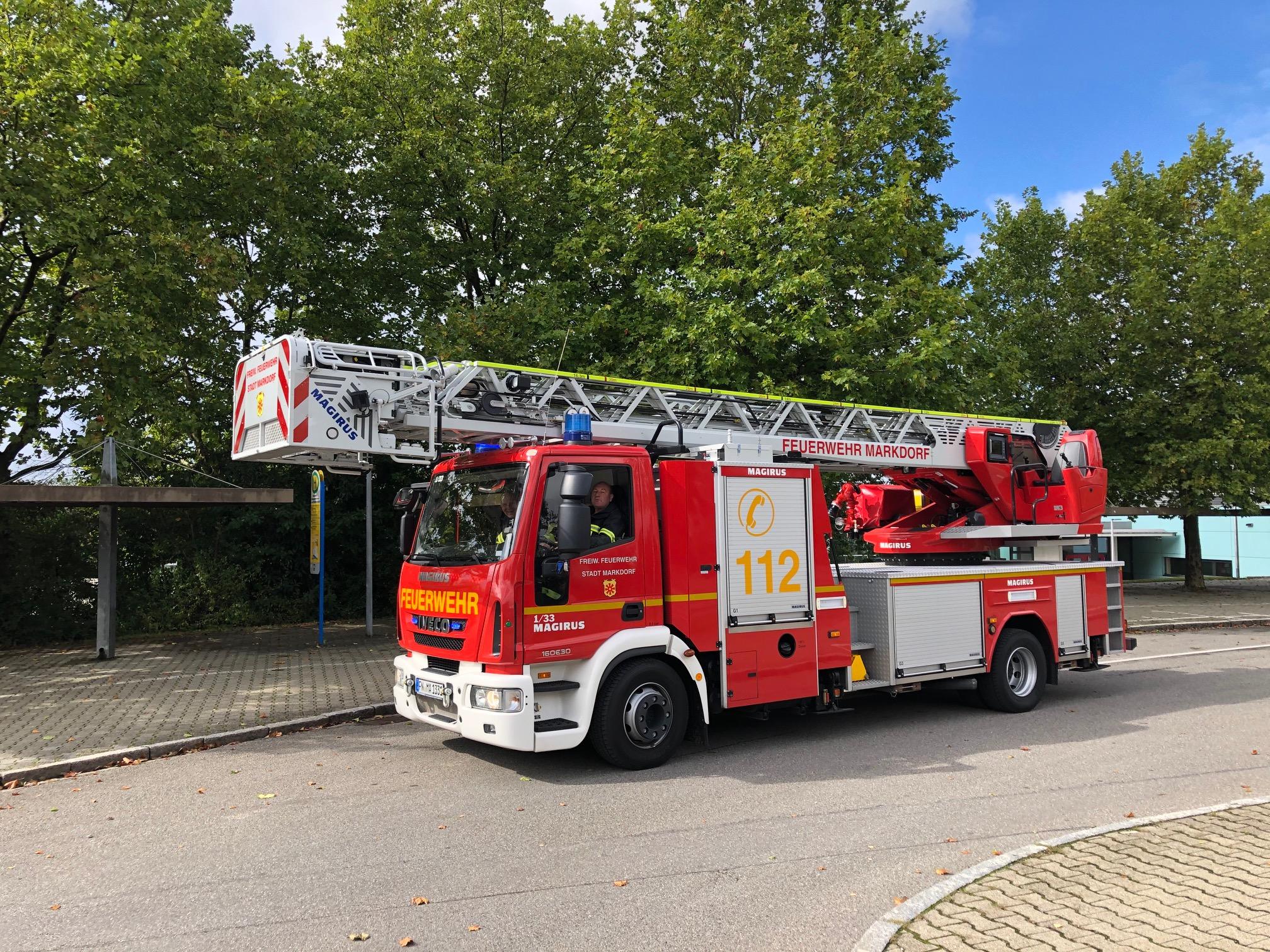 F BMA – Brandmeldeanlage Bildungszentrum Markdorf