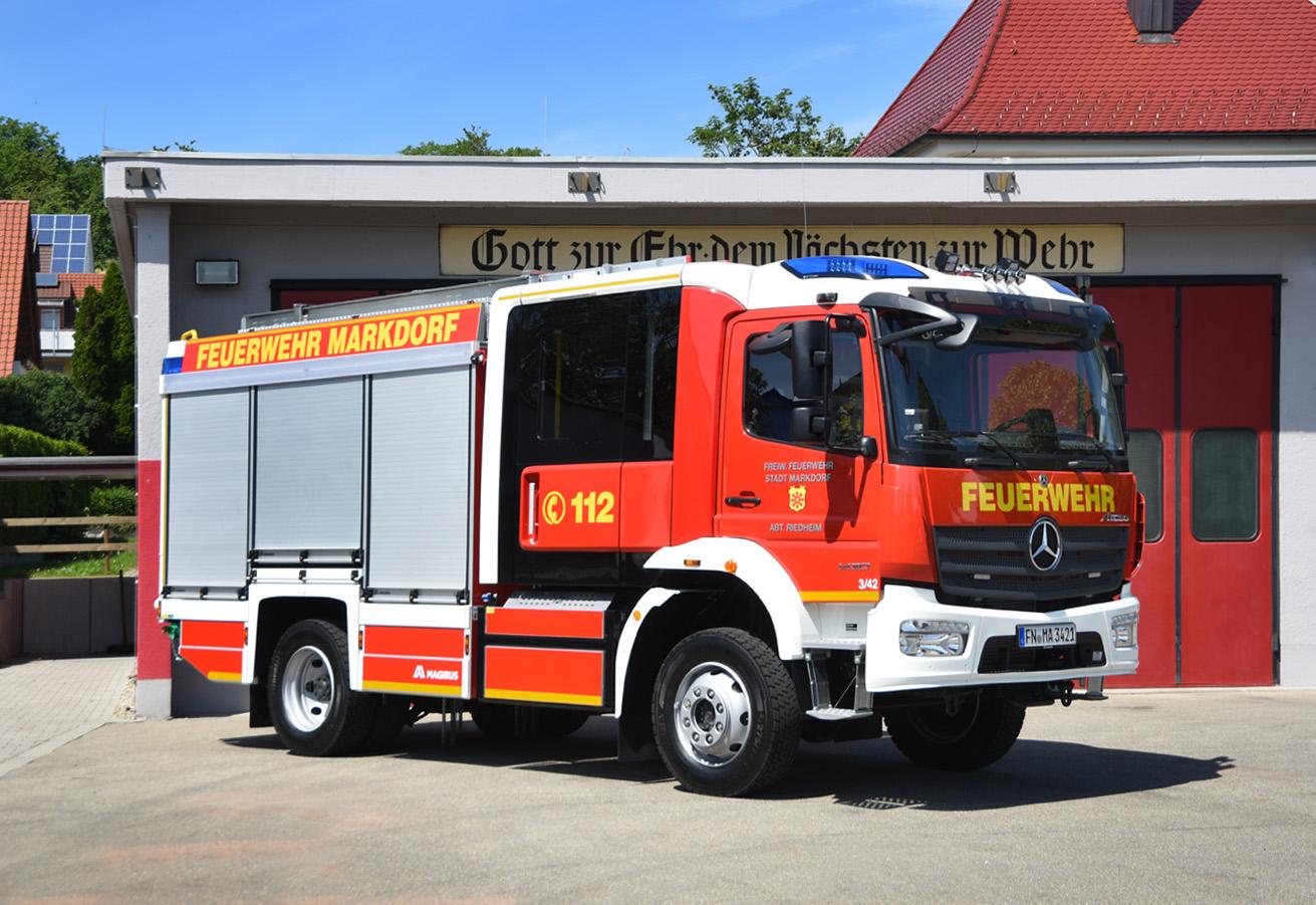 Löschgruppenfahrzeug Riedheim (LF10)